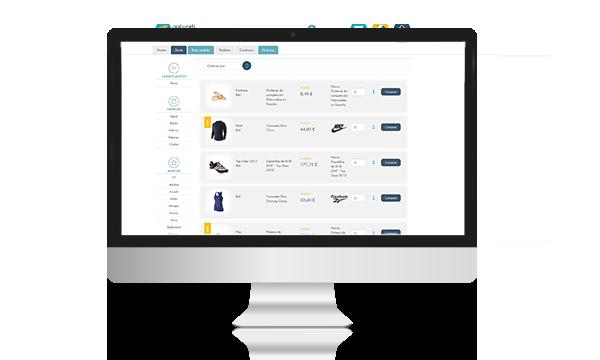 eCommerce Distribuidores - Aqua Website Studio
