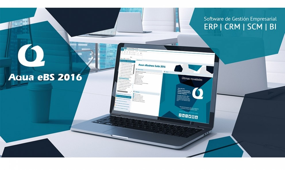 Nueva Version ERP Aqua ESolutions