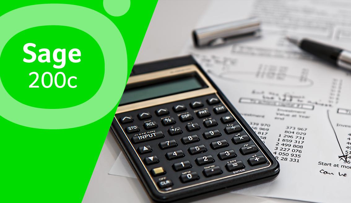 ERP Sage 200c Para La Facturación De Su Empresa